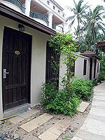 サムイ島 キッズルームありのホテル : センタラ グランド ビーチ リゾート サムイ(Centara Grand Beach Resort Samui)のデラックス プール スイートルームの設備 Entrance