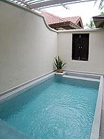 サムイ島 キッズルームありのホテル : センタラ グランド ビーチ リゾート サムイ(Centara Grand Beach Resort Samui)のデラックス プール スイートルームの設備 Private Pool