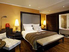 サムイ島 キッズルームありのホテル : センタラ グランド ビーチ リゾート サムイ(1)のお部屋「1 ベッドルーム スイート」