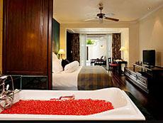 サムイ島 キッズルームありのホテル : センタラ グランド ビーチ リゾート サムイ(1)のお部屋「1 ベッドルーム プレミアム デラックス プール スイート」