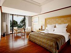 サムイ島 キッズルームありのホテル : センタラ グランド ビーチ リゾート サムイ(1)のお部屋「ロイヤル スイート」