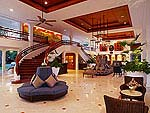 LobbyCentara Grand Resort & Villas Hua Hin