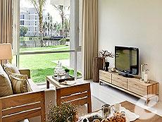 プーケット インターネット接続(無料)のホテル : グランド ウエストサンド リゾート & ビラ プーケット(1)のお部屋「デラックス ファミリー スイート 2ベッドルーム」