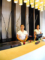 Reception / Centara Karon Resort, หาดกะรน