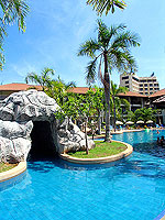 Garden Pool : Centara Karon Resort, USD 50-100, Phuket