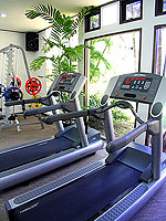 Fitness Gym / Centara Karon Resort, ฟิตเนส