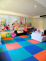 Kids Playroom / Centara Karon Resort, ฟิตเนส
