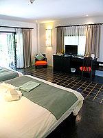プーケット 5,000~10,000円のホテル : センタラ カロン リゾート(Centara Karon Resort)のカバナ 1ベットルーム プライベートプールルームの設備 Bedroom