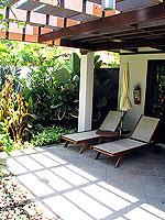 プーケット 5,000~10,000円のホテル : センタラ カロン リゾート(Centara Karon Resort)のカバナ 1ベットルーム プライベートプールルームの設備 Terrace