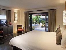 プーケット 5,000~10,000円のホテル : センタラ カロン リゾート(1)のお部屋「カバナ 1ベットルーム プライベートプール」