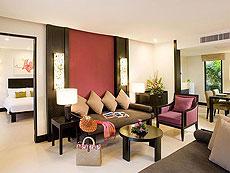 プーケット 5,000~10,000円のホテル : センタラ カロン リゾート(1)のお部屋「2ベッドルームプールカバナアットザカバナ」