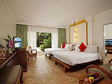 プーケット 5,000~10,000円のホテル : センタラ カロン リゾート(1)のお部屋「2ベッドルームプレミアムスイートアットトロピカル」