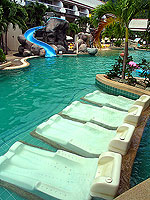 Jacuzzi : Centara Kata Resort, with Spa, Phuket