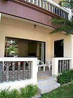 プーケット カタビーチのホテル : センタラ カタ リゾート(Centara Kata Resort)のデラックスシングルルームの設備 Exterior