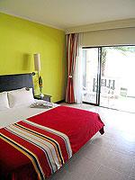 プーケット 5,000~10,000円のホテル : センタラ カタ リゾート(Centara Kata Resort)のデラックス(ダブル/ツイン)ルームの設備 Bedroom
