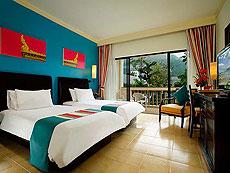 プーケット カタビーチのホテル : センタラ カタ リゾート(1)のお部屋「デラックス(ダブル/ツイン)」