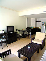 プーケット カタビーチのホテル : センタラ カタ リゾート(Centara Kata Resort)の1ベッドルーム ファミリースイートルームの設備 Room View