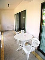 プーケット カタビーチのホテル : センタラ カタ リゾート(Centara Kata Resort)の1ベッドルーム ファミリースイートルームの設備 Balcony