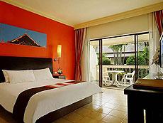 プーケット カタビーチのホテル : センタラ カタ リゾート(1)のお部屋「1ベッドルーム ファミリースイート」