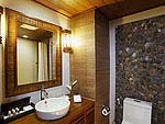 Bath Room : Superior at Centara Koh Chang Tropicana Resort, Beach Front, Pattaya