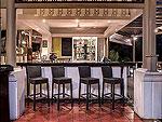 プーケット カロンビーチのホテル : センタラ ヴィラ プーケット 「Bar」