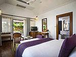 プーケット 5,000~10,000円のホテル : センタラ ヴィラ プーケット(Centara Villas Phuket)のデラックスヴィラルームの設備 Bedroom