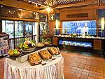 サムイ島 オーシャンビューのホテル : センタラ ヴィラ サムイ 「Restaurant」