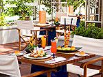サムイ島 ビーチフロントのホテル : センタラ ヴィラ サムイ 「Restaurant」