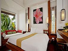 サムイ島 10,000~20,000円のホテル : センタラ ヴィラ サムイ(1)のお部屋「ガーデンビラ」