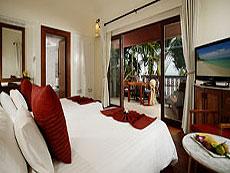 サムイ島 10,000~20,000円のホテル : センタラ ヴィラ サムイ(1)のお部屋「デラックスオーシャン」