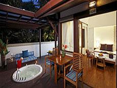 サムイ島 10,000~20,000円のホテル : センタラ ヴィラ サムイ(1)のお部屋「デラックス スパ ヴィラ」