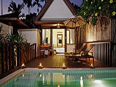 サムイ島 10,000~20,000円のホテル : センタラ ヴィラ サムイ(1)のお部屋「デラックス プールヴィラ」