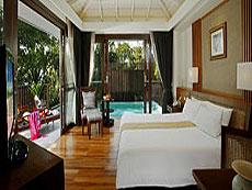 サムイ島 10,000~20,000円のホテル : センタラ ヴィラ サムイ(1)のお部屋「プレミアムデラックスプールビラ」