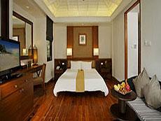 サムイ島 10,000~20,000円のホテル : センタラ ヴィラ サムイ(1)のお部屋「デラックスファミリープールビラ」