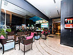 プーケット フィットネスありのホテル : アシュリー ハブ ホテル パトン 「Lobby」