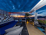 AIR ROOFTOP BAR : Ashlee Hub Hotel Patong, Family & Group, Phuket