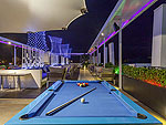 Snooker Billiards : Ashlee Hub Hotel Patong, Patong Beach, Phuket