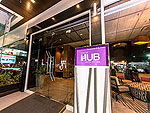Entrance / Ashlee Hub Hotel Patong, ฟิตเนส