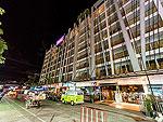 プーケット フィットネスありのホテル : アシュリー ハブ ホテル パトン 「Exterior」