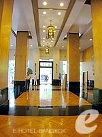 Lobby : Grande Centre Point Hotel Ploenchit, Wireless Road, Phuket