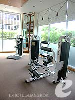 Fitness Gym : Grande Centre Point Hotel Ploenchit, Wireless Road, Phuket
