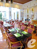 Restaurant : Grande Centre Point Hotel Ploenchit, Wireless Road, Phuket