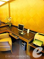 Business Center / Grande Centre Point Hotel Ploenchit,