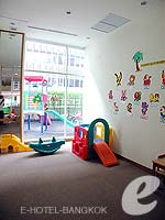 Kids Room : Grande Centre Point Hotel Ploenchit, Wireless Road, Phuket