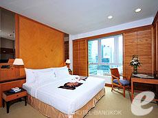 バンコク BTSプルンチット駅のホテル : センター ポイント プルンチット ホテル(Grande Centre Point Hotel Ploenchit)のお部屋「2ベッドルーム」