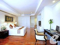 バンコク ファミリー&グループのホテル : センター ポイント シーロム(Centre Point Silom)のお部屋「チャオプラヤ デラックス」