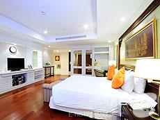 バンコク シーロム・サトーン周辺のホテル : センター ポイント シーロム(Centre Point Silom)のお部屋「チャオプラヤ グランド デラックス」