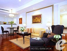 バンコク ファミリー&グループのホテル : センター ポイント シーロム(Centre Point Silom)のお部屋「1ベッドルーム グランド スイート」