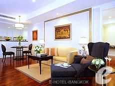 バンコク シーロム・サトーン周辺のホテル : センター ポイント シーロム(Centre Point Silom)のお部屋「チャオプラヤ グランド スイート」