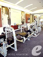 Fitness Gym : Centre Point Thong Lo, Fitness Room, Phuket